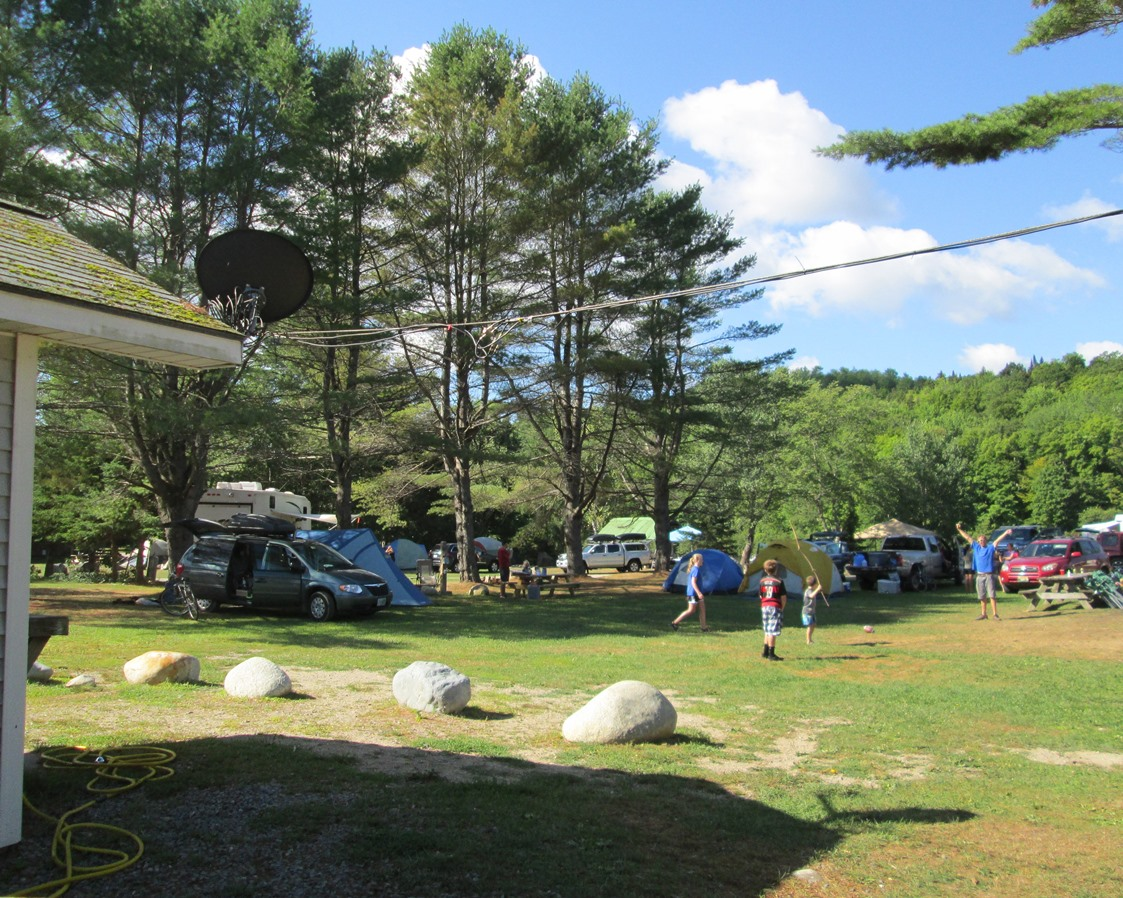 Riverdrivers Camping and Lodging