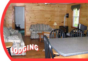 River Drivers Lodging and Camping