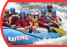 River Driver Whitewater Rafting